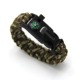 Hot Sale Custom Survival Paracord Bracelets for Hiking & Camping