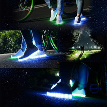 Waterproof LED light run men's shoes price
