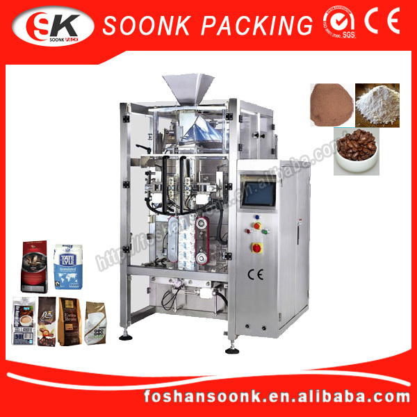 (SK-620T) automatic vertical Seal Automatic Grain/Pill Packing Machine