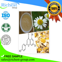 factory supply high purity 100% pure and natural chamomile flower extract