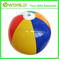 Individuation Custom Inflatable Toy EN71 6P Free PVC 0.18mm Beach Ball