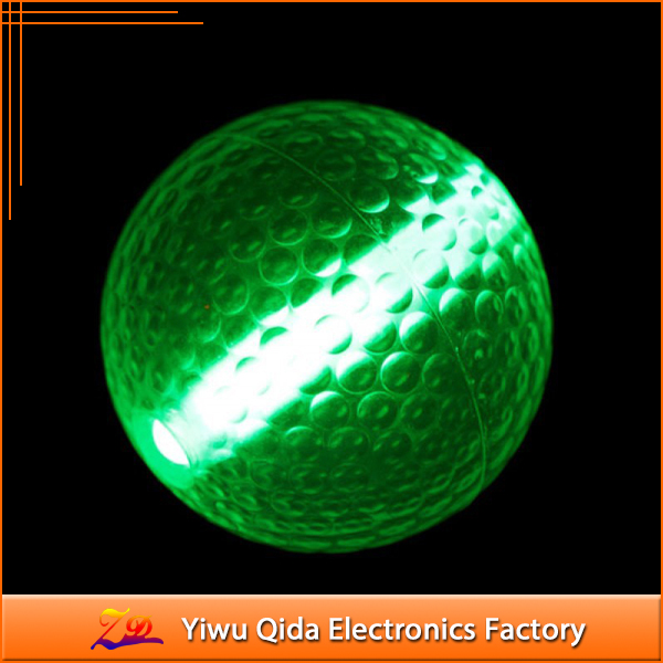 2017 hot sale cheap colorful glow in the dark ball