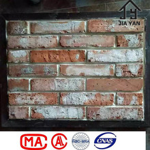 Slip Preservation Flexible Used Red Clay Old Bricks