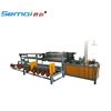 3m double wire fully automatic chain link fence machine