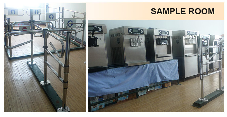 soft ice cream machinery price ice cream making machine freezer