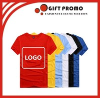 Wholesales Budget Customized Colour T Shirt