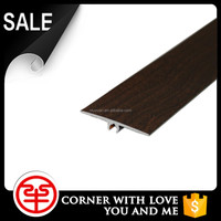 Edge protection floor laminate transition strips for home decoration