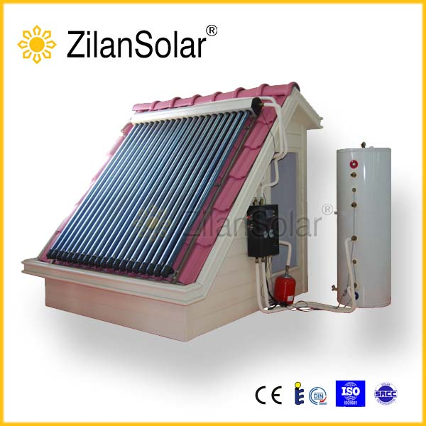 Pressurized Pressure and Batch / ICS (Passive) Heating System solar water heater