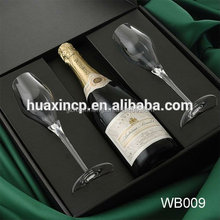 Wooden wine box wine bottle gift box 2015
