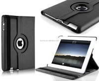 Luxury Leather Smart Flip Full Case Cover for Apple iPad 2/3/4
