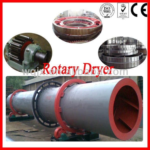Best selling versatile rotary drier,ore rotary dryer machine, Chicken manure dryer