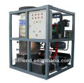 Water Cooled Tube Ice Machine 10T For Food, Beverage,Wine