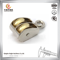 China die casting foundry customized puleey zinc die casting pulley
