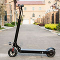36v,18AH 10 Inch Kick Folding Mobility Electric Scooter With Front Suspension For Adults