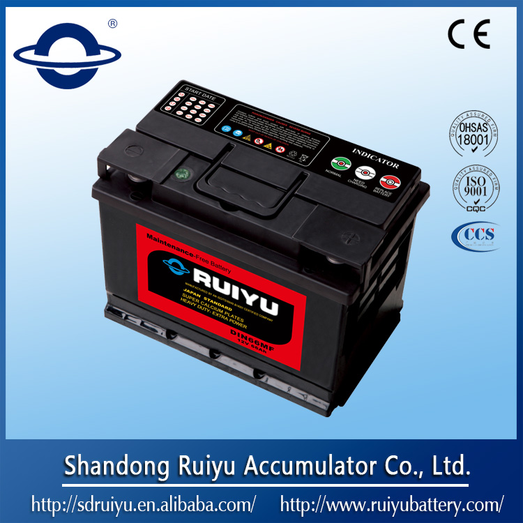 75D26L Acid Lead Battery Type and 6V~12V Voltage car battery regenerator