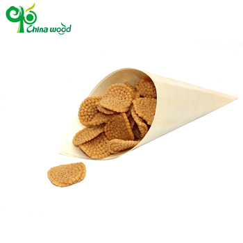 Perfect quality disposable wooden Pine Cone