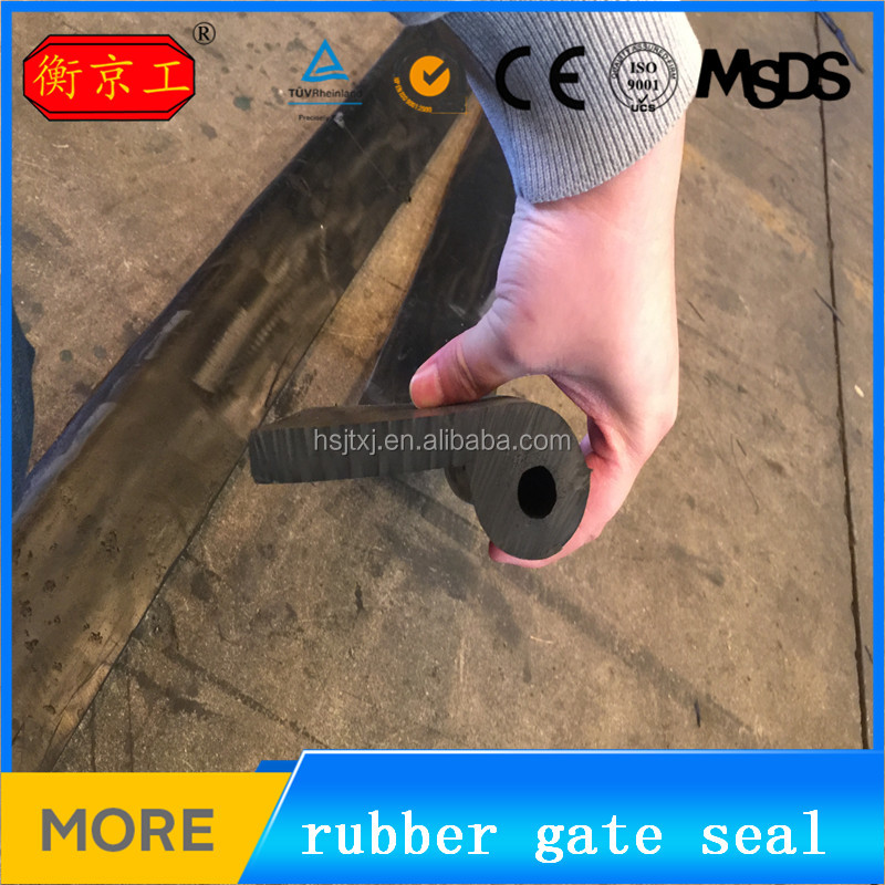 P60 PTFE rubber water sealing gate stopper