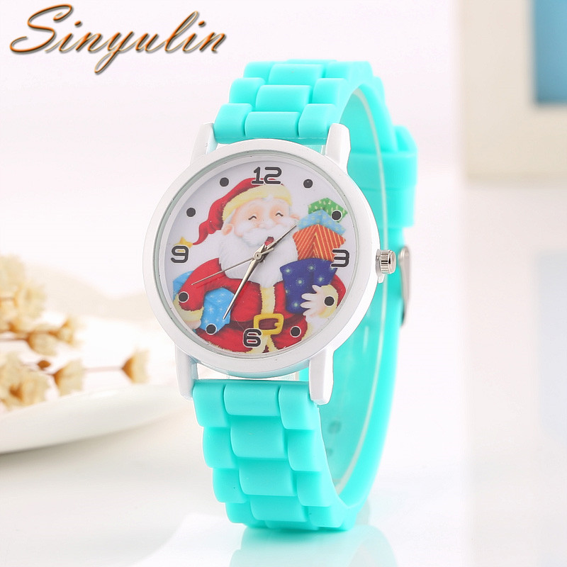 New Arrival Chrismas Gifts Ideas For Women Girlfriend Candy Color Fashion Girls Watches