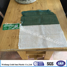 Hot sale firewood big bag vegetable mesh pp mesh bags for firewood