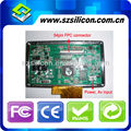 3.5 inch auto rearview mirror control Board with Monitor Display