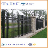 Top Quality Steel Tubular Fencing