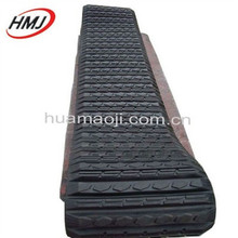 2017 hot style Atlas CT40N rubber track 400*72.5*70W for medical use
