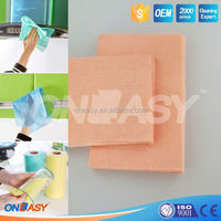 chemical bond kitchen non-woven cleaning cloth kitchen wipes household products