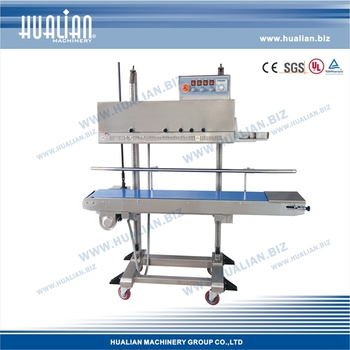 HUALIAN 2017 Hot Sealing Sealing Machine
