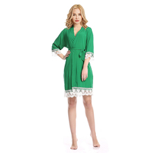 Summer lady one piece wearing solid color 1/2 sleeves dresses women dresses wholesale