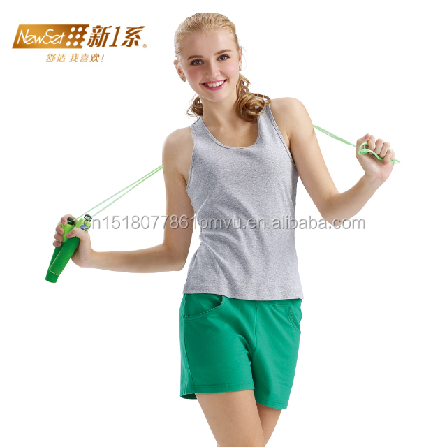 New Design Knitting Womens Tank Top Camisole