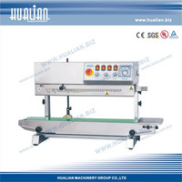 HUALIAN 2016 Heat Sealer Plastic Film Sealer