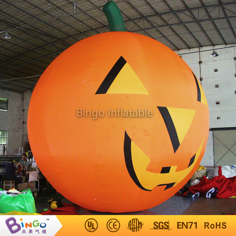 H6M Giant Halloween Inflatable Pumpkin Outdoor Decorations