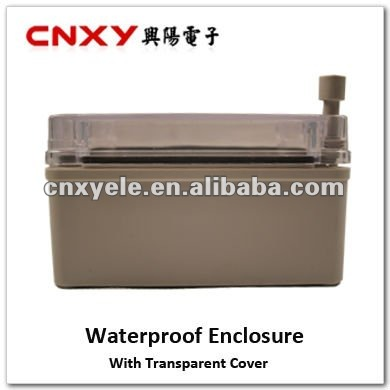 NEW waterproof plastic boxes electronics