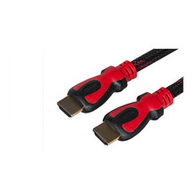 High Speed cable 10M Gold Plated,Double Ferrites cores hdmi 1.4 cable with Ethernet/