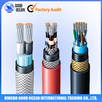 GL approved MGH 600V Marine cable single strand copper electrical wire