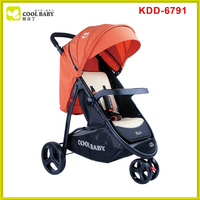 Adjustable light red color shadow for pram Softtextile Stroller Baby