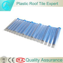 Best selling anti corrosion fiberglass transparent roof tile