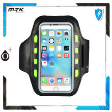 Running Armband Case Armband Holder Pouch for Mobile Phone Arm Bag Band
