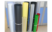 Rigid plastic pvc sheet film thermoforming film with food grade