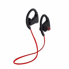 2017 top sale china bluetooth headset price music headset earhook sytle headphones RN8 with mic