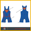 OEM cheap sublimated wrestling singlets/ clothing