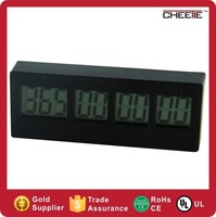 Countdown Projector Clock Battery Operated 9 Digits LCD Countdown Clock