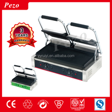 2017 sandwich contact grill dual hands panini grill sandwich griller