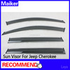 sun visor for Jeep Cherokee parts Auto Accessories from Maiker