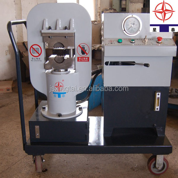 60t low pressure wire rope crimping machine