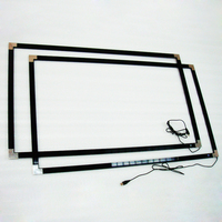 55 inch infrared touch screen panel frame