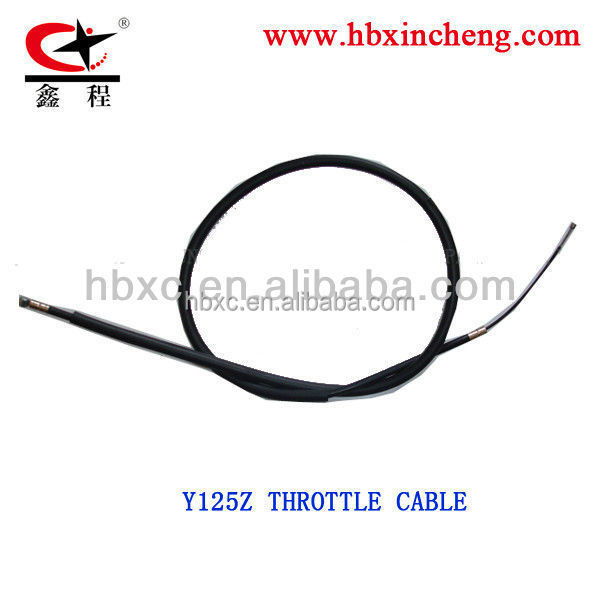 COMPETITIVE PRICE HIGH QUALITY XC Auto Control Cable Throttle Cable used for kinds of models