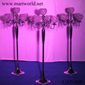 2018 new design 5 arms 1.2m tall wedding candelabra for wedding party&hotel decoration (CAN-069)