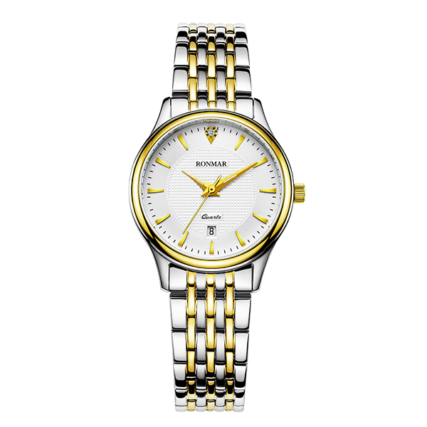 New Arrival Popular Ladies Wrist Watch diamonds vogue wrist watch woman stainless steel