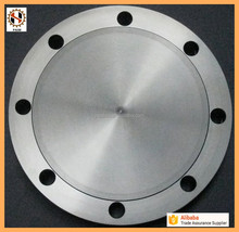 Forged carbon steel and stainless steel high pressure pipe flange blanks